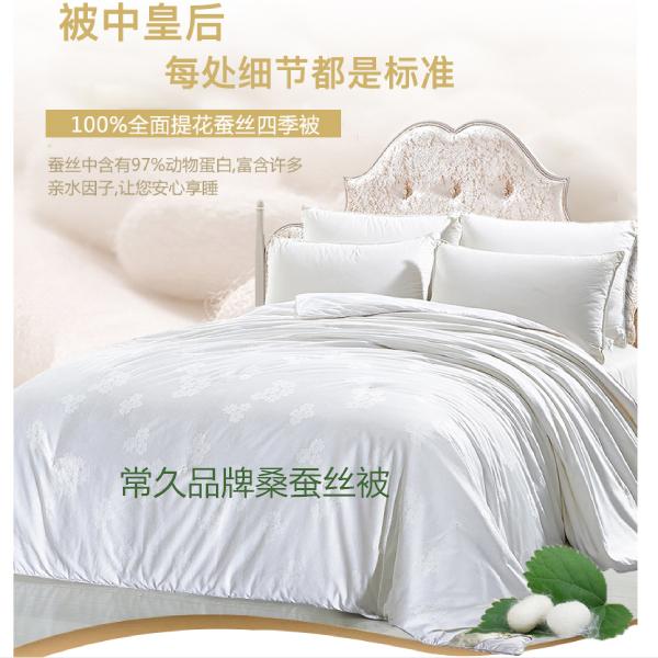 江苏省的蚕丝被有哪些品牌