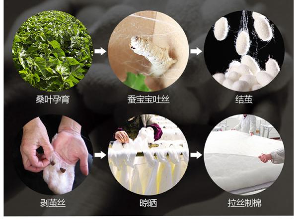 南京哪里有卖手工蚕丝被-真的手工要正确挑选