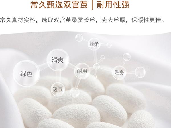 丝棉被的价位一般是多少-了解不同的价位买真正的好被