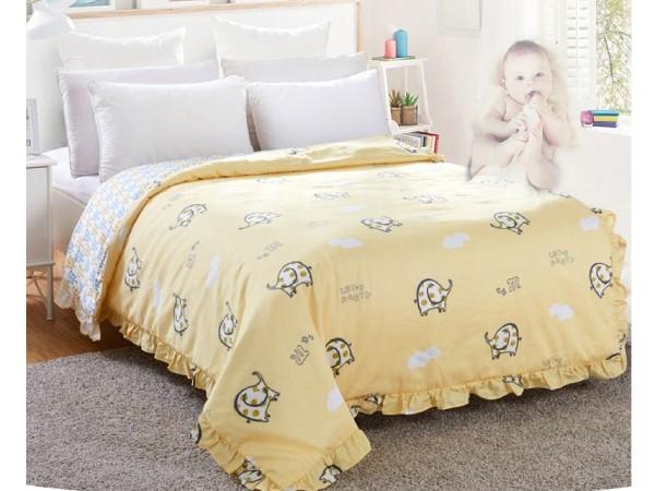 儿童蚕丝被优点-宝宝的贴身管家,呵护宝宝的成长睡眠[常久]