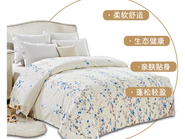 杭州到哪里能买到正宗桑蚕丝被-在丝绸盛产之地该怎样选择[常久]
