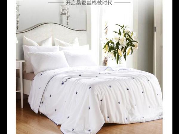 在哪能买到真正丝棉被-可直接在厂家官网联系