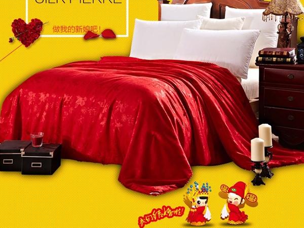 为什么结婚要盖红被子-红色不仅仅只是传统的象征[常久]