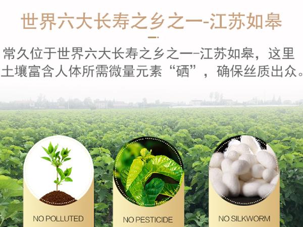 桐乡生产蚕丝被企业-企业源头选址也很重要[常久]
