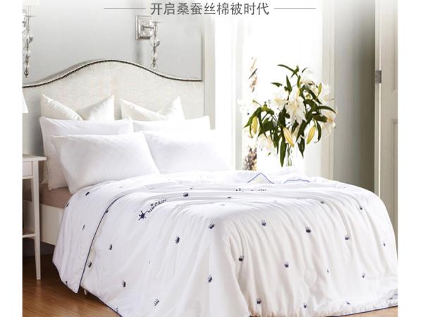便宜的丝棉被可以盖吗-好产品用质量说话[常久]