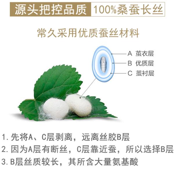 三斤桑蚕丝被多少钱一斤
