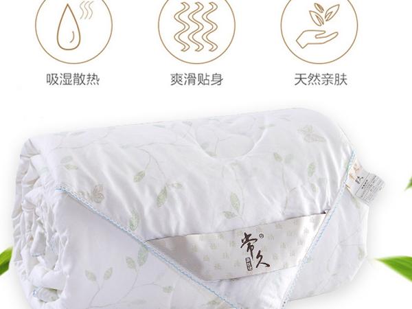 丝棉被要用什么材质的被套-应该这样挑选[常久]