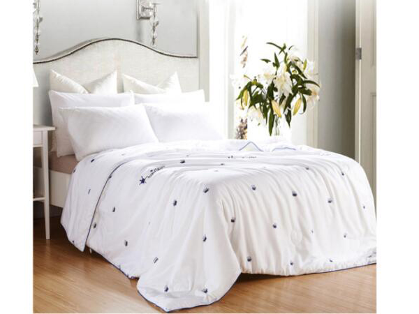 丝棉被多少钱一床-相差几倍的价格是什么原因[常久]