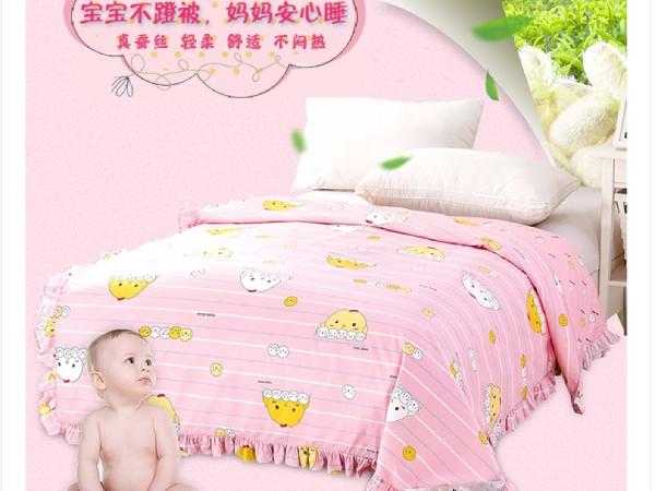 丝棉被子婴儿能盖么-选对被子妈妈也能放心睡[常久]