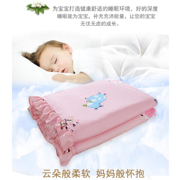 丝棉被带来健康好睡眠