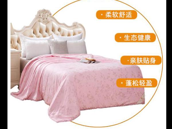 杭州蚕丝被多少钱-价格有高低原来是因为这个[常久]