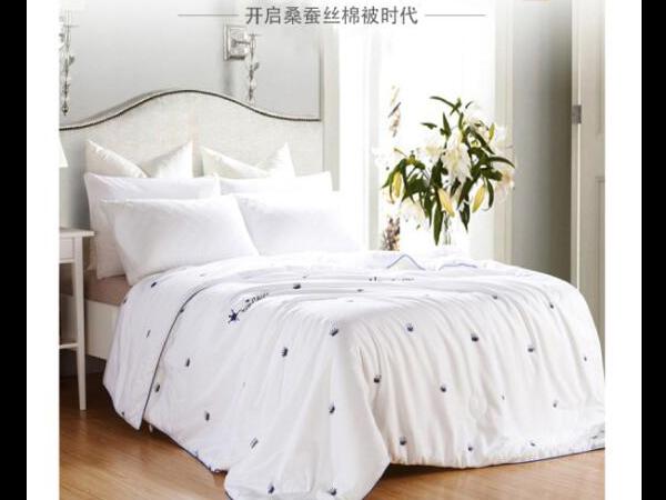 台山市哪里有真丝棉被买-当地人可找这个厂家购买