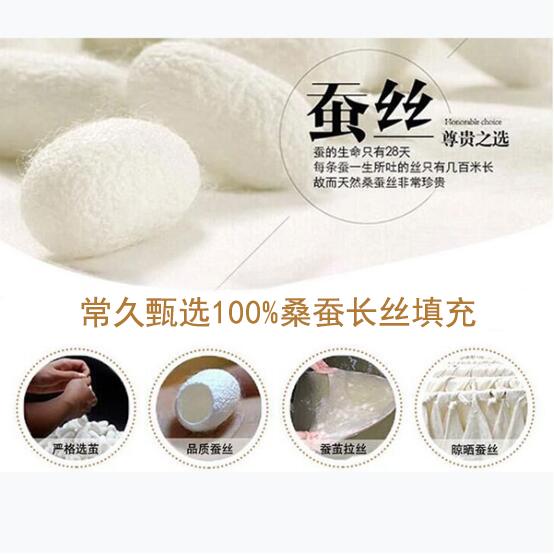 上海蚕丝被厂家批发