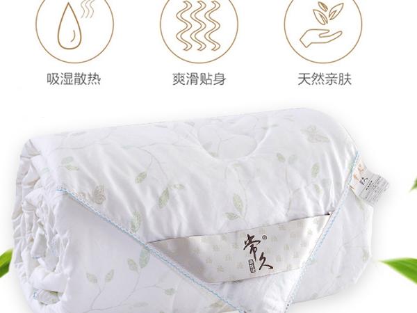 丝棉被何时买较好-四季优惠价就找厂家[常久]