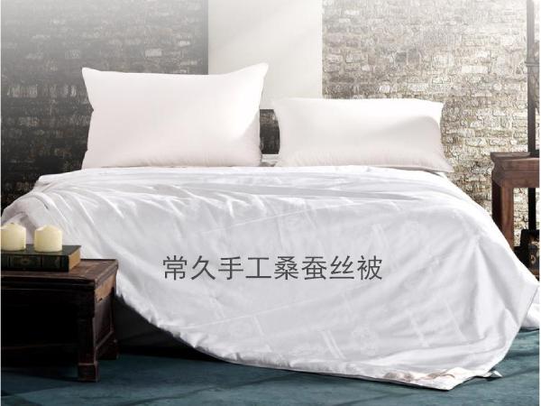 上海哪有蚕丝被订做-专业订做选这家[常久]