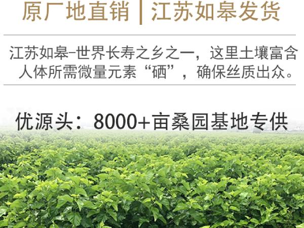 珠海蚕丝被生产厂-不如选源头厂家[常久]