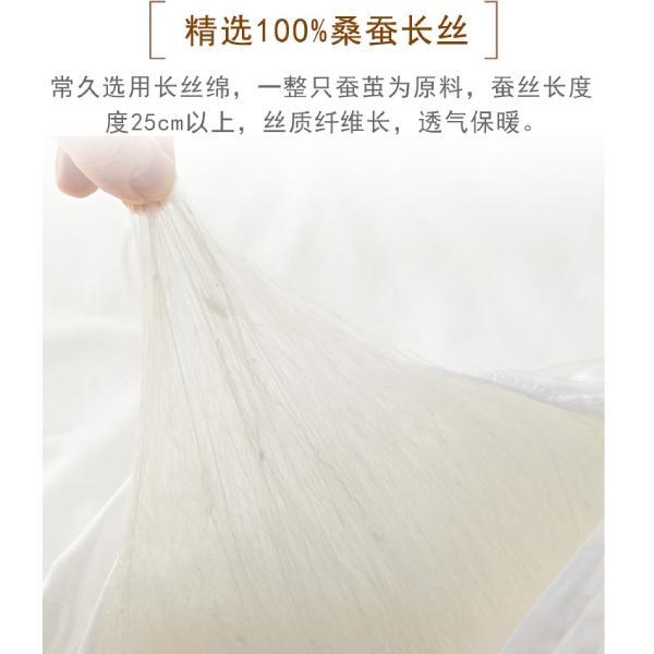 浙江蚕丝被一般价格多少