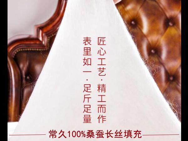 漳州丝绵被品牌-先找准可靠的商家[常久]