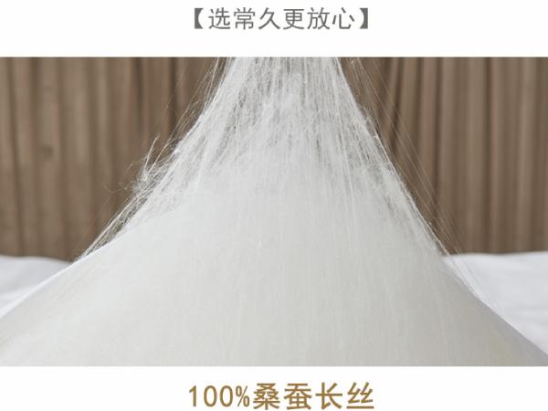 中国知名蚕丝被是哪个品牌好-少不了这家品牌[常久]