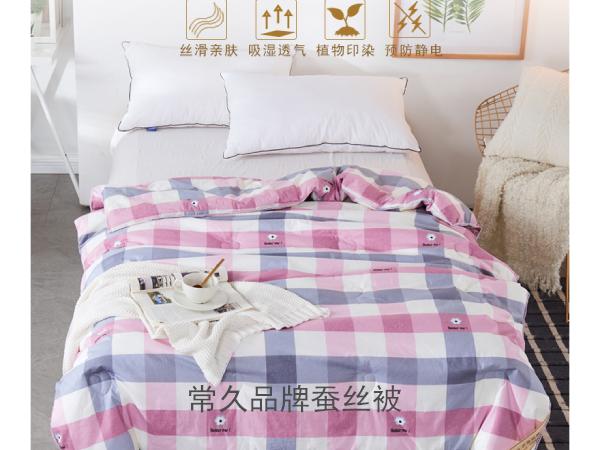 广州哪里有批发蚕丝被-品质与实力的厂家[常久]