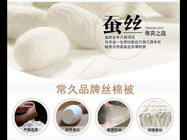 丝棉被子什么牌子好-品质好才能带来健康好眠[常久]