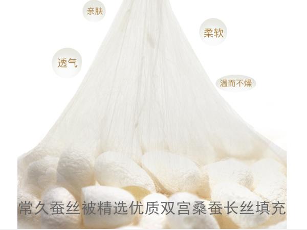 杭州去哪里买桑蚕丝被-找专业厂家可在线下单