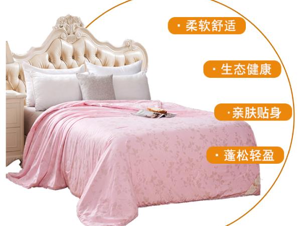 蚕丝被信得过的品牌-用心做好每一床蚕丝被[常久]