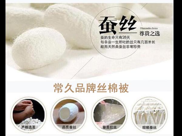哪有正宗丝棉被卖-可以来这家工厂选一选