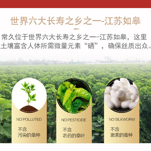 四川南充蚕丝被生产厂家