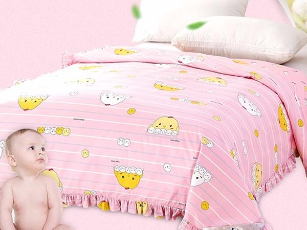 婴儿能不能盖丝棉被-好被子才有好睡眠[常久]