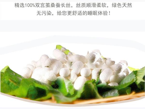 桑蚕丝被芯冬季盖保暖吗-北京暴雪蓝色预警,冬被准备了吗[常久]