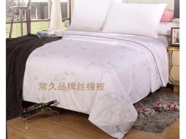 蚕丝棉被怎么选-重要一步是选准可靠品牌[常久]