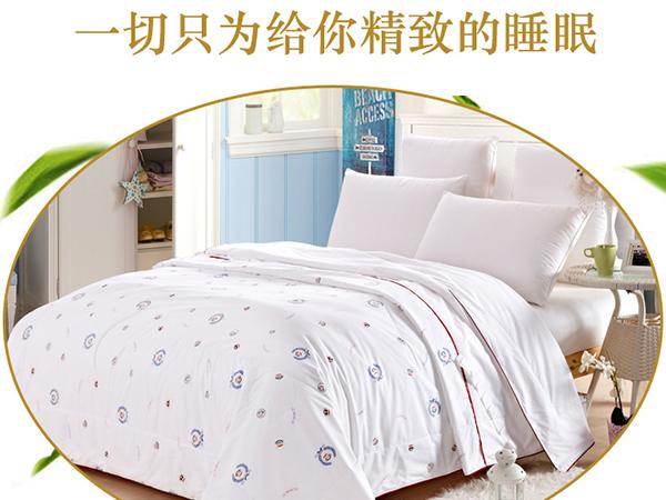 丝棉被冬天买几斤的好-选对重量提高睡眠质量[常久]