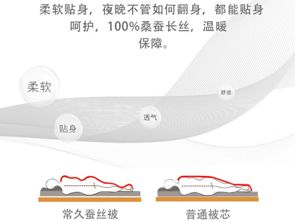 丝绵被厂-不同的厂家可以多多比价[常久]