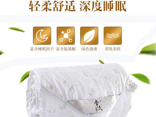 真正的杭州蚕丝被价格是多少-品质厂家全国统一报价[常久]