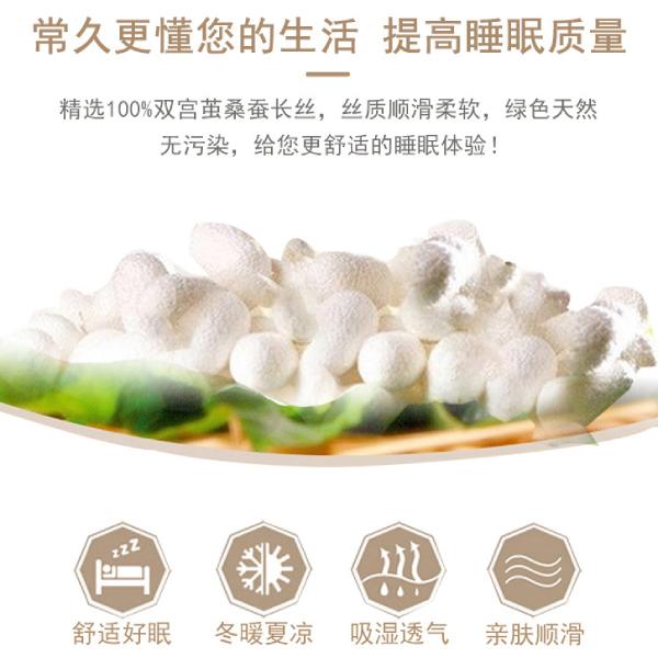 4斤桑蚕丝被多少钱