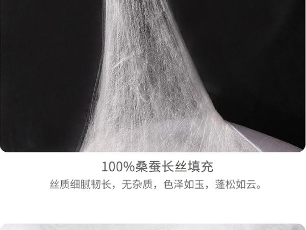 夏天蚕丝被价格一般是多少-先看看1斤的蚕丝被
