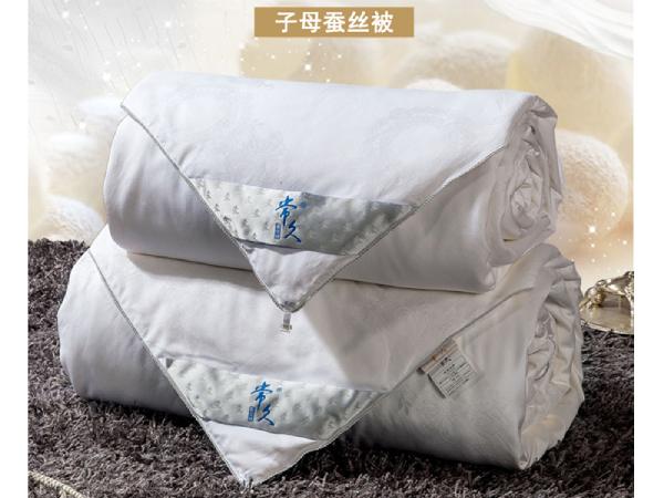 蚕丝被一般哪个季节盖的-四季通用的好被子[常久]