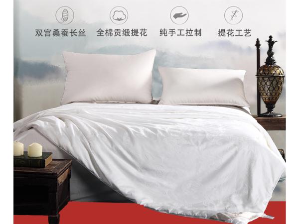中国的哪个地方以蚕丝被著名-品牌蚕丝被值得选购[常久]