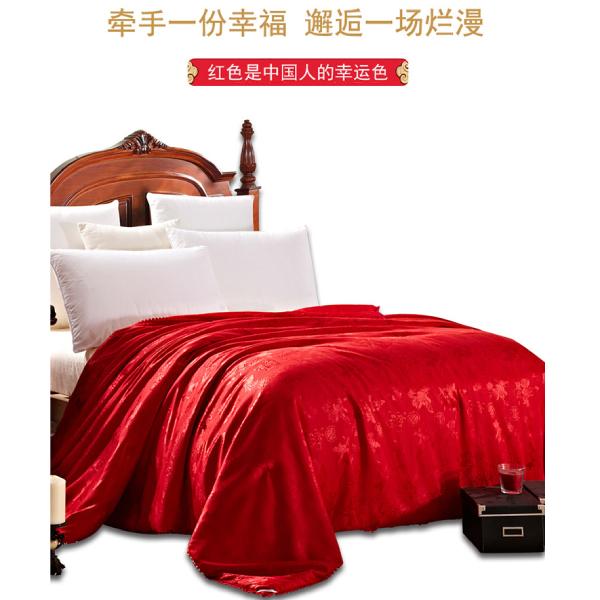 红色是中国人的幸运色