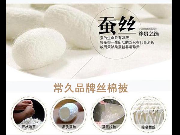 普通丝棉被多少钱-珍贵的蚕丝棉又能便宜到哪里去